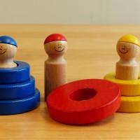 Spielzeug für die Kleinen