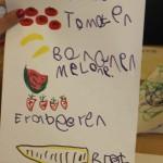 4 Eltern-Kind Projekt Einkaufszettel 4