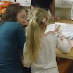 4 Eltern-Kind Projekt T-Shirt bügeln 1